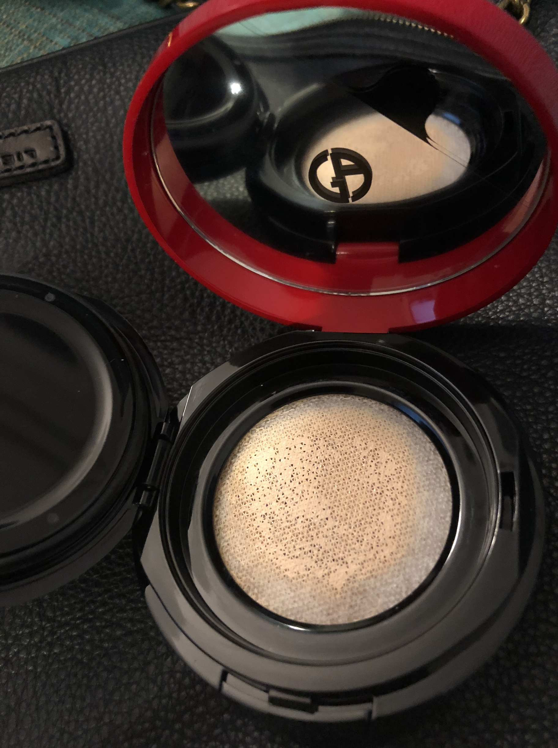 My Armani To Go Cushion Foundation in Colour 2