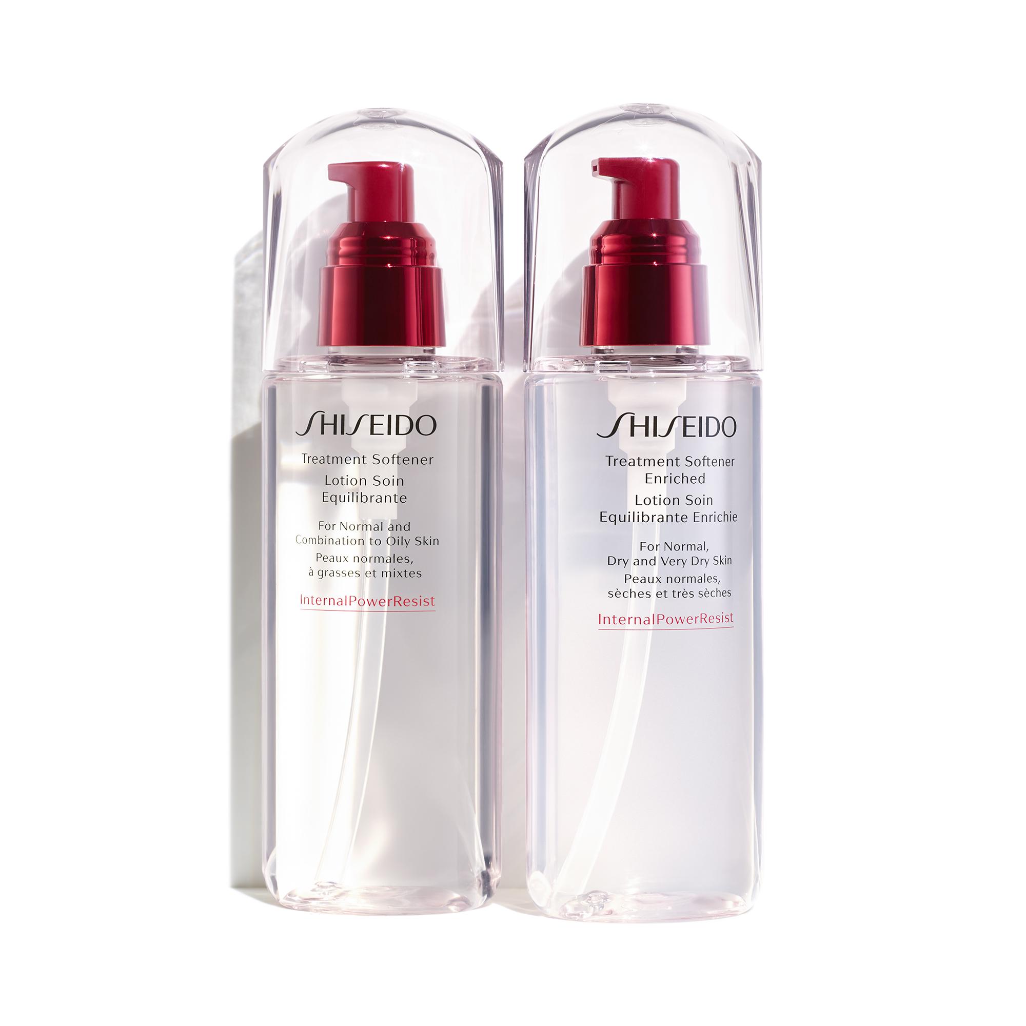 �ล�าร���หารู��า�สำหรั� shiseido treatment softener